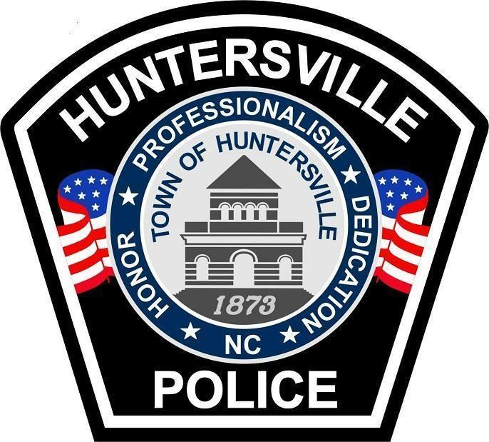 New Huntersville Police Patch